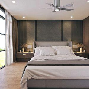 ventilateur plafond moteur dc chambre