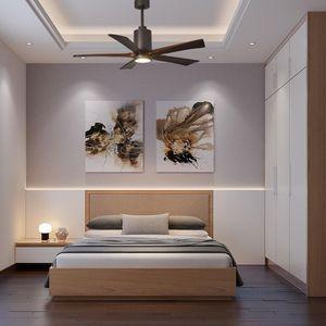 ventilateur plafond chambre atlas fan