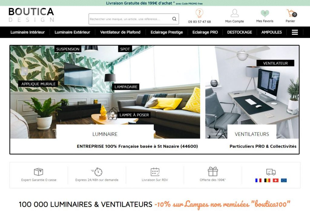 boutica design partenaire atlas fan