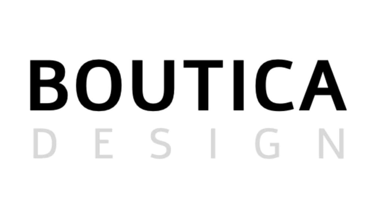 boutica design logo atlas fan